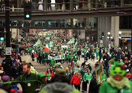 st paul st patrick u0027s day parade live music bars and more events