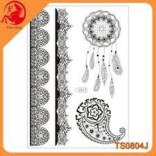 black indian henna tattoo designs henna tattoo sticker in stock
