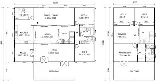 country home floor plans country villa kit home 2 storey steel kit home floor plans from