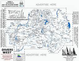 Map Of Idaho And Washington by Boating The Inland Northwest Eastern Washington Lakes U0026 Rivers