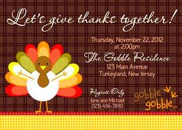 thanksgiving invitations digital templates happy thanksgiving