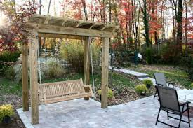 Wooden Garden Swing Bench Plans by Diy Wooden Garden Swing Bench Plans Download Bed Building Plans
