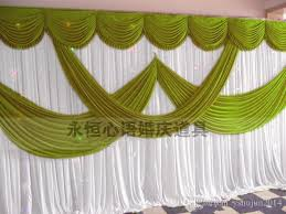wedding backdrop on stage 2015 new fashion 3 6m wedding party stage celebration background