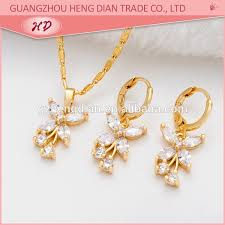 earrings saudi gold hot sale fashion gold jewelry set designs 2017 design saudi