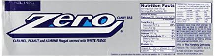 where to buy zero candy bar zero white fudge candy bar pack of 24 chocolate
