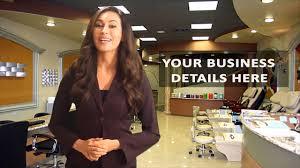 nail salon promotional video youtube