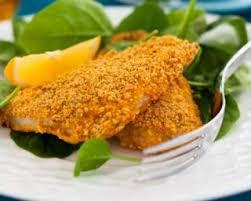 cuisiner poisson recette de poisson pané à la poêle