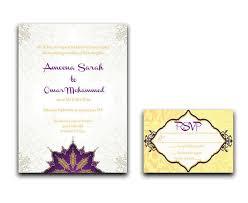 nikkah invitation nikah wedding invitation muslim wedding invitation nikkah