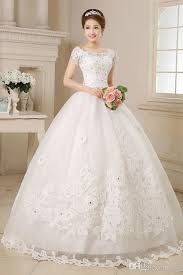 wedding gowns pictures flowery wedding gown