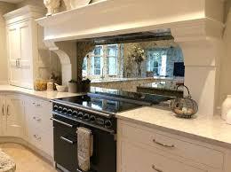 kitchen backsplash mirror mirrored kitchen backsplash akapello mirror tittle smoked