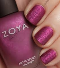 zoya mattevelvet winter nail polish collection swatches u0026 review