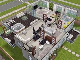 house 5 level 2 sims simsfreeplay simshousedesign my sims