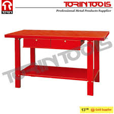 china fireproof heavy duty metal work bench for workshop buy