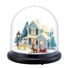 aliexpress com buy cute room mini diy cottage nordic fairy tale
