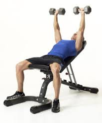 Chest Workout Dumbbells No Bench Chest Workouts Build A Full Thick Balanced Chest Myprotein