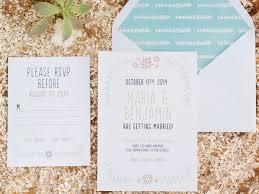 casual wedding invitations contemporary invitation wording and groom host wedding