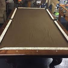kasson pool table prices find more super nice 8 kasson pool table with leopard print bumpers