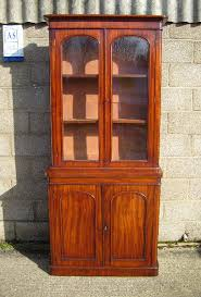 Narrow Mahogany Bookcase Antique Furniture Warehouse Narrow Mahogany Bookcase