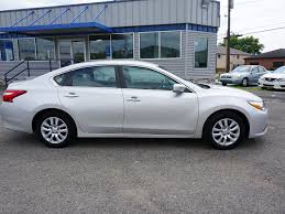 nissan altima 2016 white used nissan for sale bill cole nissan