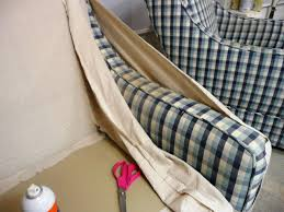 Slipcovers For Upholstered Chairs How To Make Arm Chair Slipcovers For Less Than 30 How Tos Diy