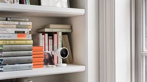 Alphabet Bookcase The Nest Cam Iq Can Track Faces And Enhance Video To Catch