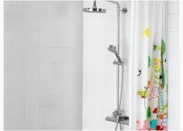 Curtain Rod Ikea Inspiration Inspiration To Ikea Shower Curtain Rod Home Design News