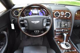 bentley steering wheel 2007 bentley continental gt stock 7233 for sale near great neck