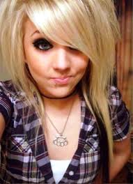 emo hairstyles pictures of long straight emo hairstyles