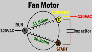 trend ac condenser fan motor wiring diagram 12 in hampton bay