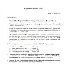 event proposal sample event proposal template 12 free word excel