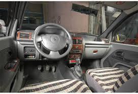 renault van interior renault clio 2 06 01 08 05 interior dashboard trim kit