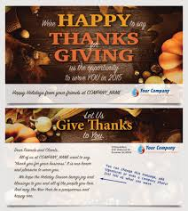 thanksgiving message for friends cc newsletters postcard creation printing and mailing