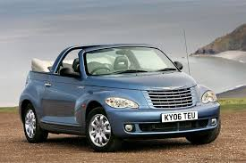 chrysler pt cruiser cabriolet 2005 car review honest john