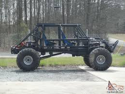 truck with tube chassis on k20 frame