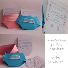photo invitaciones de baby shower image