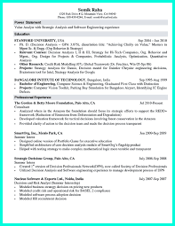Strategy Resume What You Will Include In The Computer Science Resume Depends On