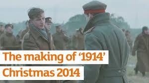 the making of 1914 christmas ad sainsbury u0027s youtube