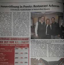 Rhodos Bad Segeberg Restaurant Acheron Inicio Facebook