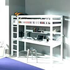 lit mezzanine avec bureau et rangement lit enfant mezzanine bureau lit mezzanine avec rangement lit