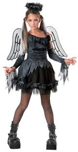 Halloween Costumes Angel Fallen Angel Halloween Costume Savers Village Thrift