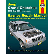 jeep repair manual haynes jeep grand 93 04 repair manual 50025 advance