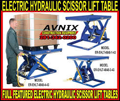 Hydraulic Scissor Lift Table by Things To Know When Buying Electric Hydraulic Scissor Lift Tables