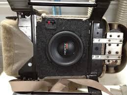 nissan titan sub box 2003 chevrolet silverado gets a hertz audison audio overhaul