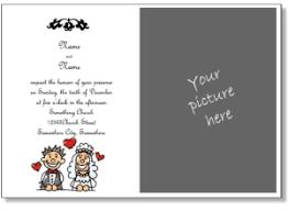 wedding invitations printable printable wedding card paso evolist co