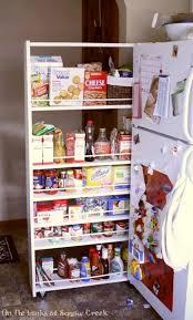 kitchen storage cupboard on wheels diy small kitchen storage ideas for adding pantries narrow