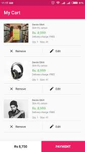 all android projects ecomsample sample e commerce online