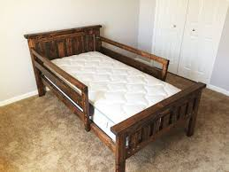 captivating twin farmhouse bed and diy twin storage bed shanty 2