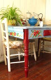 las vidalas beautiful folk art inspired furniture styling