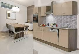 K Henzeile Klein Respekta Einbau Küche Küchenzeile Küchenblock 280 Cm Eiche York