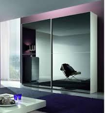 armadio con ante in vetro armadio 2 ante maxi scorrevoli con vetro fume bronzo vari colori